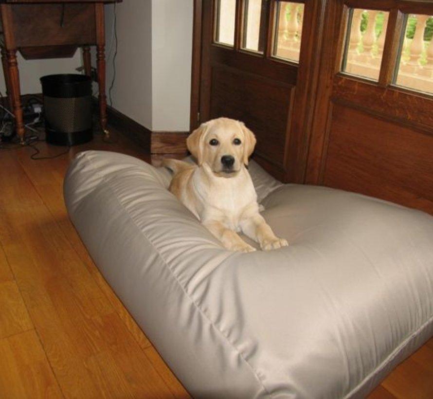 Hondenbed Extra Small Beige vuilafstotende coating