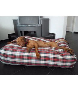 Dog's Companion Hondenbed Dress Stewart Superlarge