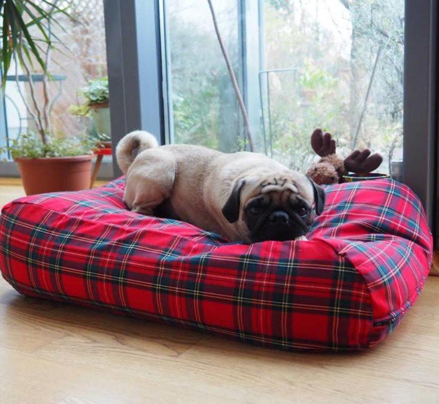 Dog bed Royal Stewart Small