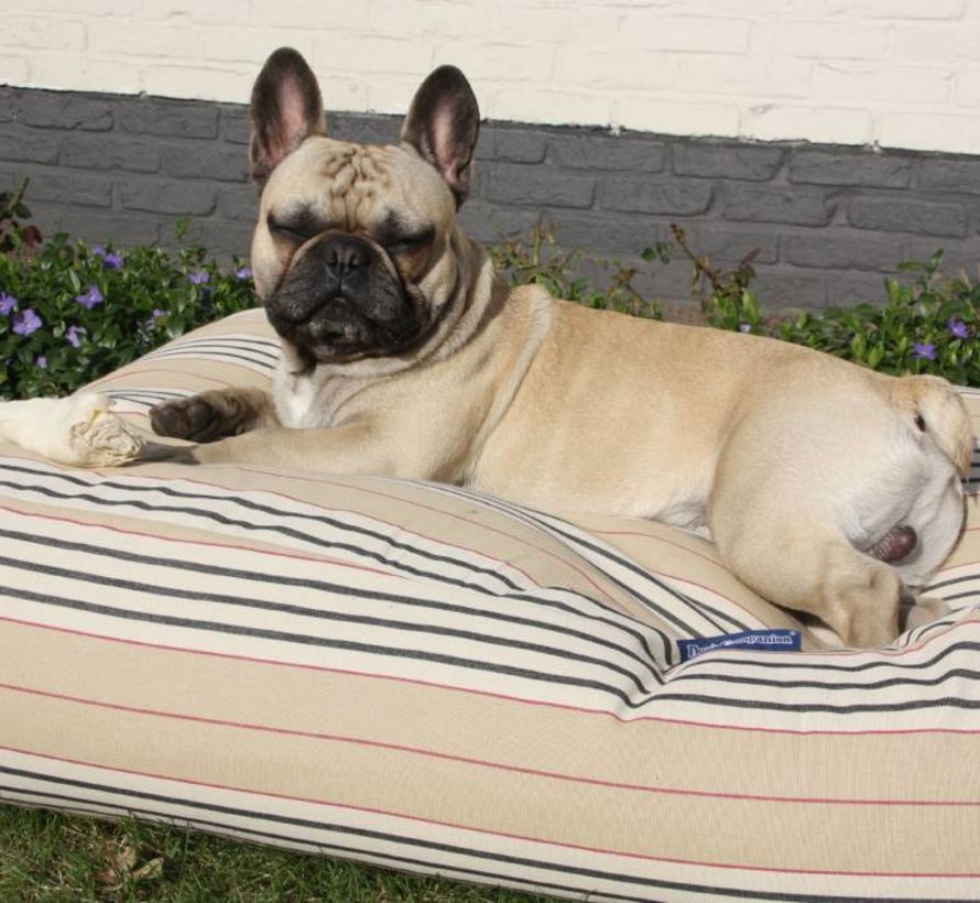 Dog bed Country Field (stripe) Extra Small