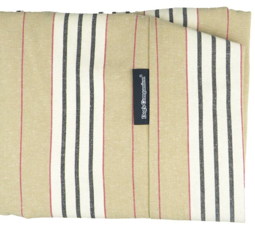 Dog bed Country Field (stripe) Medium