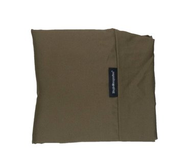 Dog's Companion Housse supplémentaire Taupe/Marron Small