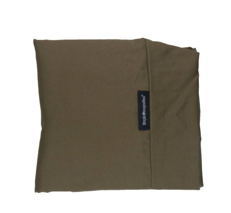 Losse hoes Taupe/bruin Large