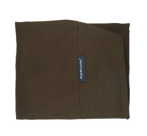 Dog's Companion Extra cover Chocolate Brown Large