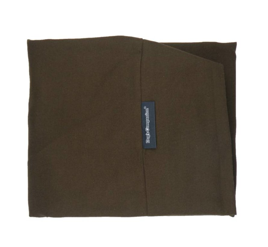 Extra cover Chocolate Brown Large