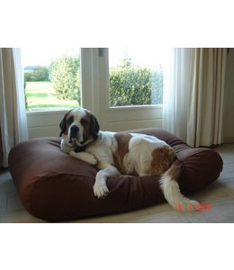 Dog's Companion Hondenbed Chocolade bruin Superlarge