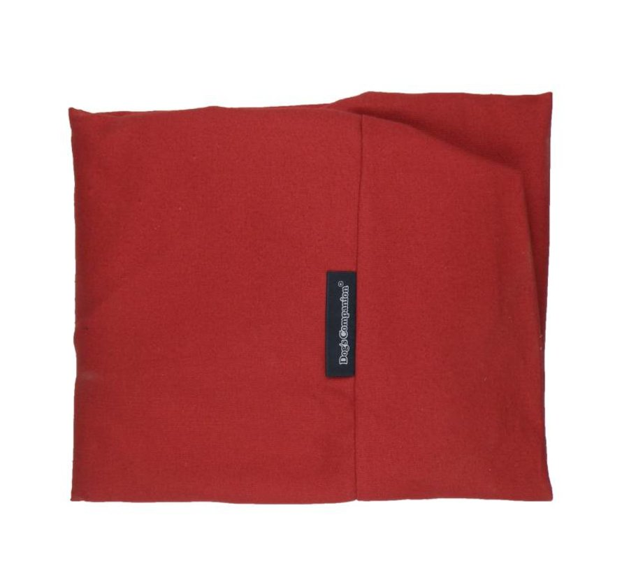 Dog bed Brick-Red Small