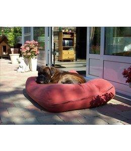 Dog's Companion Hundebett Kaminrot Superlarge
