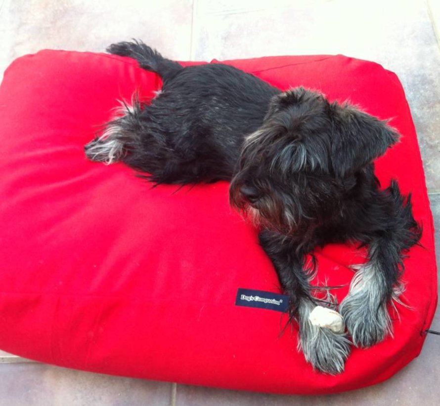Dog bed Red Extra Small