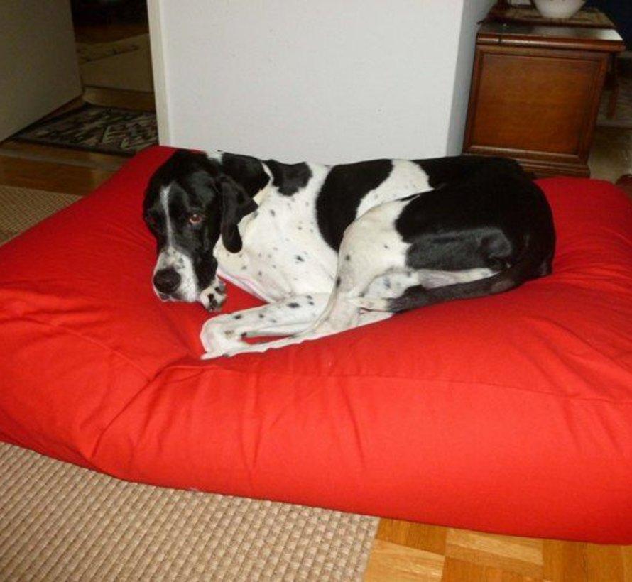 Lit pour chien Rouge Medium