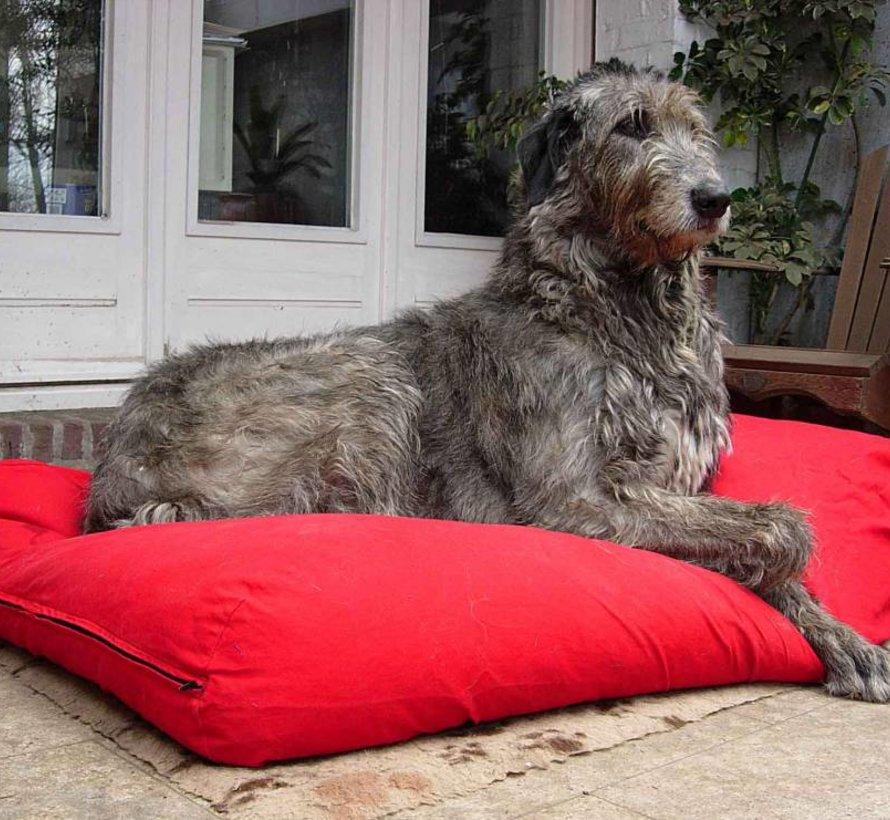 Lit pour chien Rouge Large