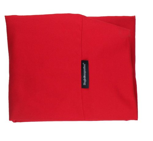 Dog's Companion Extra cover Red Superlarge