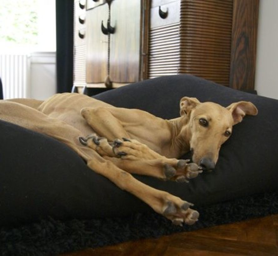 Dog bed Black Small