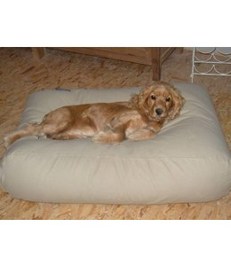Dog's Companion Hundebett Beige Medium