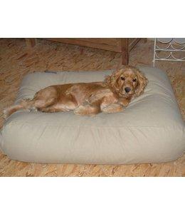 Dog's Companion Hundebett Beige Medium