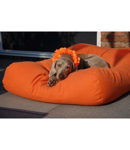 Dog's Companion Dog bed Orange Small