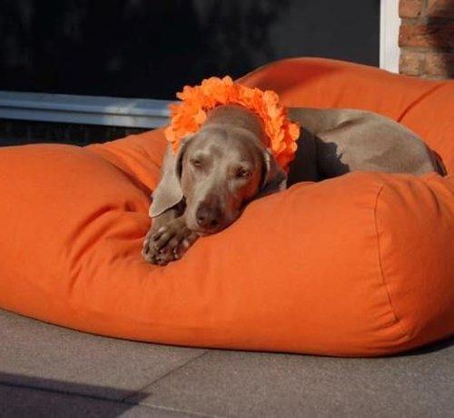 Dog's Companion Dog bed Orange Medium