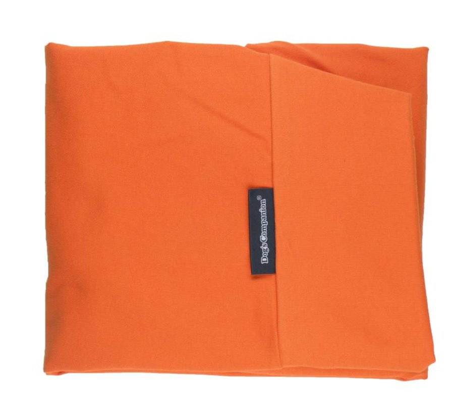 Hundebett Orange Large