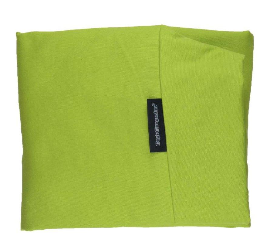Dog bed Lime Superlarge