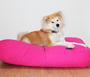 Dog's Companion Lit pour chien Rose Large