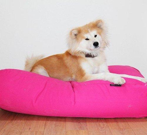 Dog's Companion Hundebett Rosa Large
