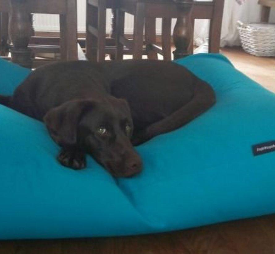Dog bed Aqua Blue Superlarge