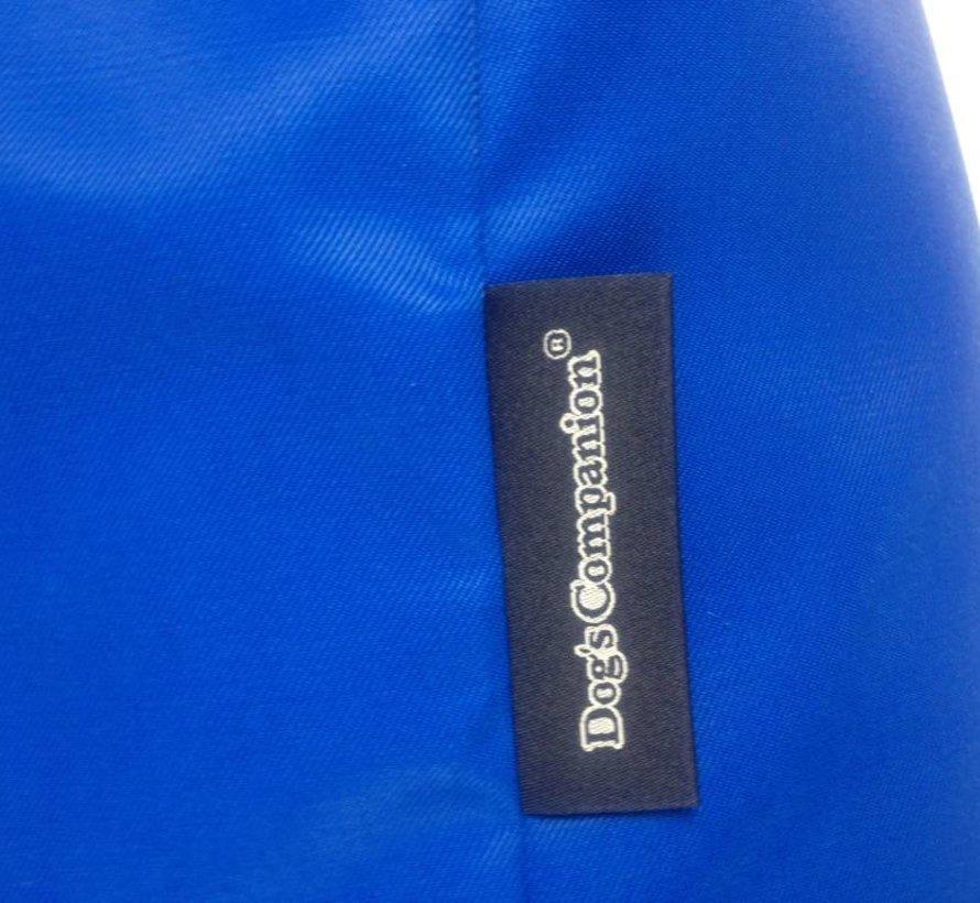 Dog bed Cobalt Blue (coating) Medium