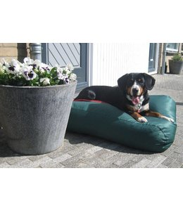 Dog's Companion Hondenbed Groen vuilafstotende coating Medium
