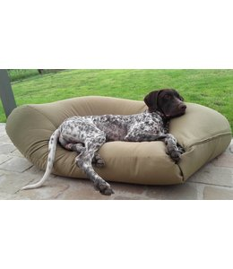 Dog's Companion Hundebett khaki (beschichtet) Superlarge