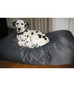 Dog's Companion Hondenbed Charcoal vuilafstotende coating Large
