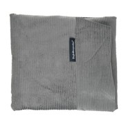 Dog's Companion Extra cover Mouse Grey (Corduroy) Extra Small