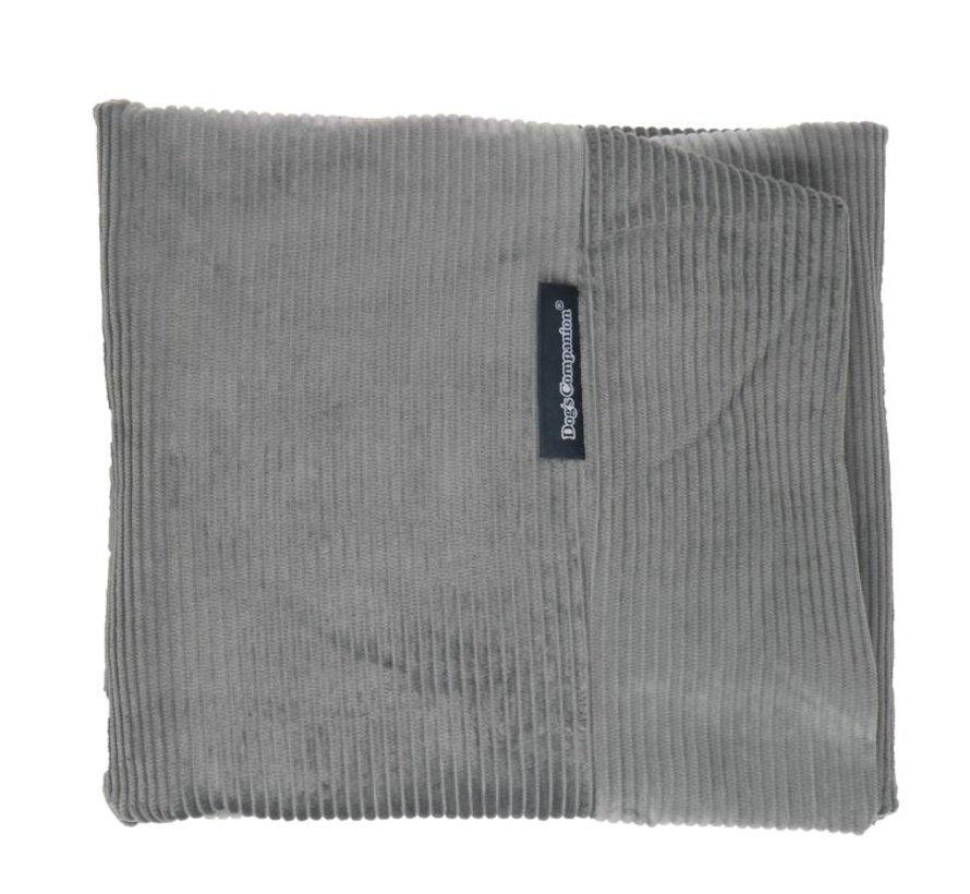 Dog bed Mouse Grey (Corduroy) Medium