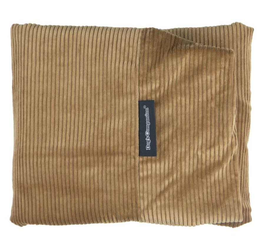 Dog bed Camel (Corduroy) Medium