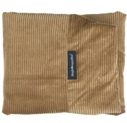 Dog's Companion Extra cover Camel (Corduroy) Medium