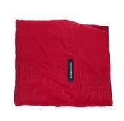 Dog's Companion Housse supplémentaire Rouge (corduroy) Superlarge