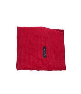 Dog's Companion Bezug  Rot (Cord) Superlarge