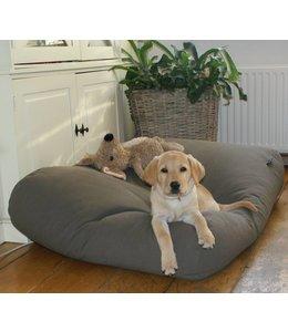 Dog's Companion Hundebett Mausgrau Medium