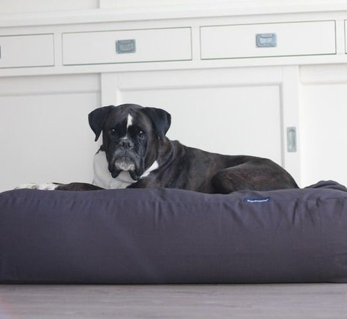 Dog's Companion Dog bed Anthracite Small