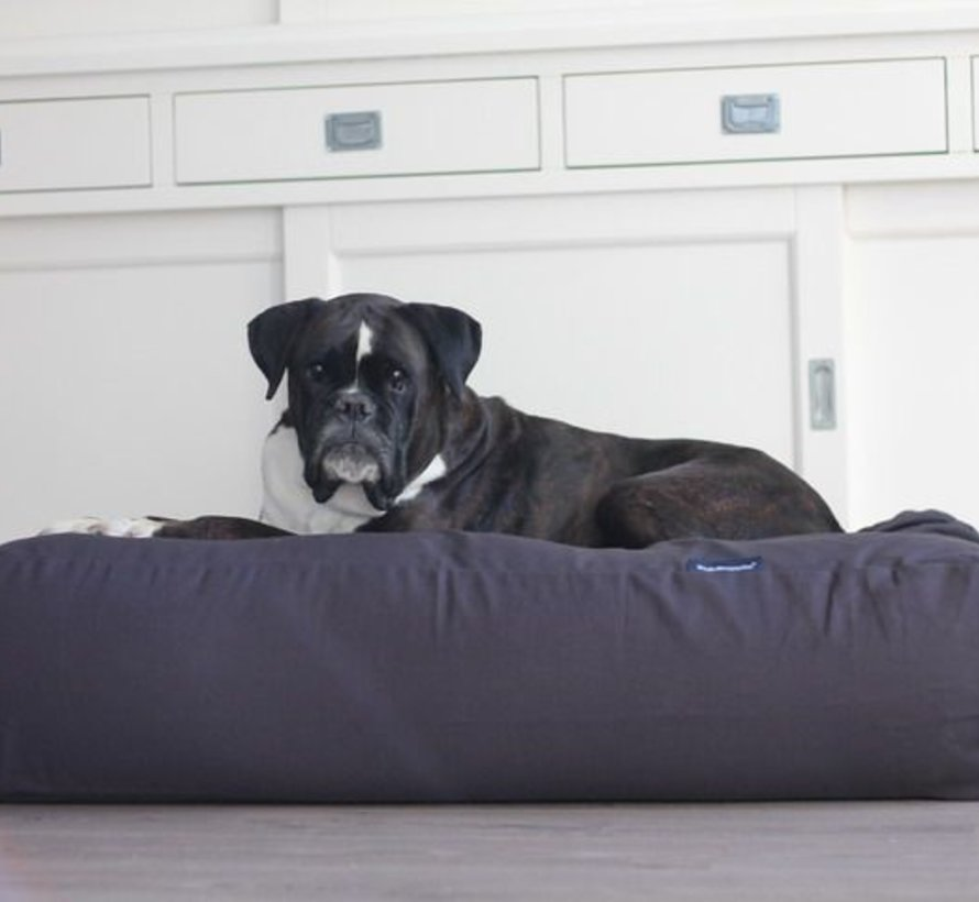 Dog bed Anthracite Large