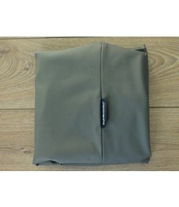 Dog's Companion Extra cover mouse grey leather look