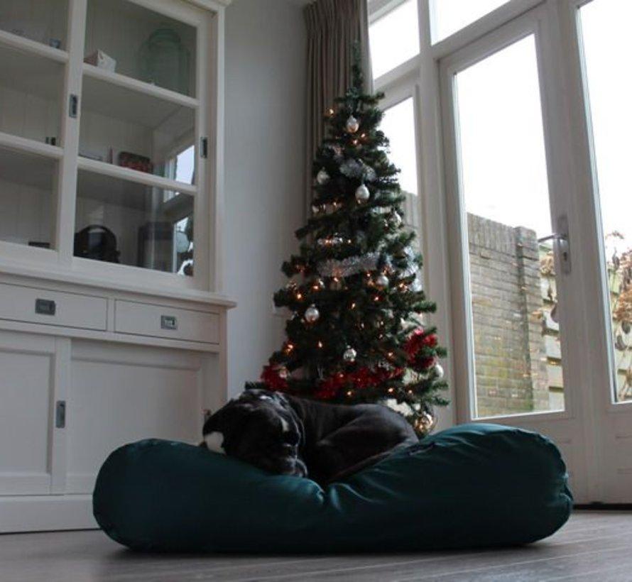 Lit pour chien Vert (coating) Superlarge