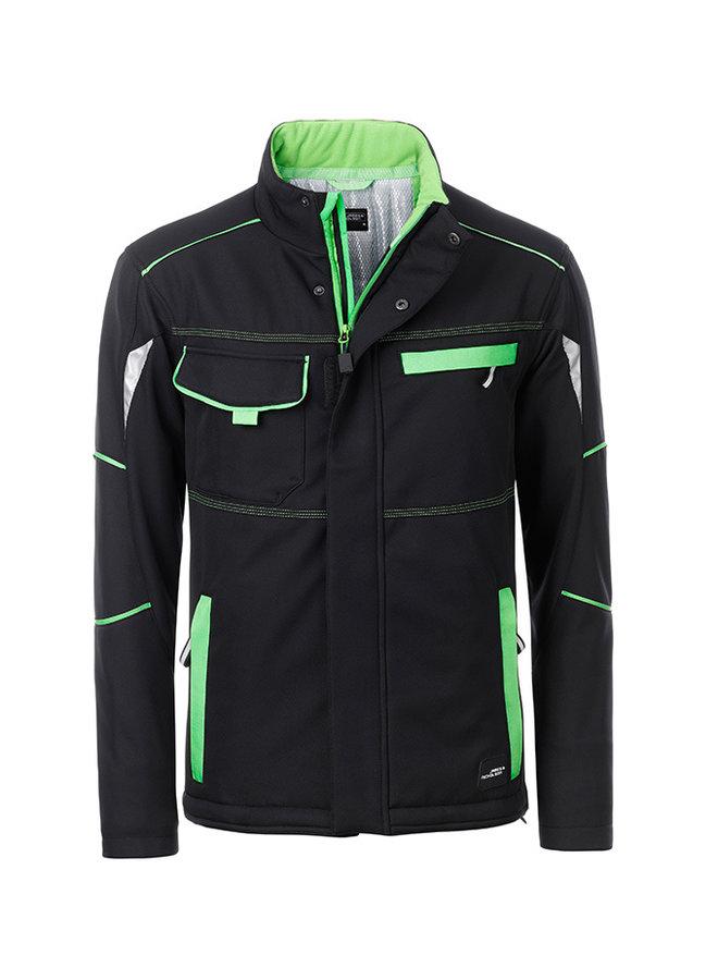 Winter Workwear Softshell Jacke (auch bedruckt mit Firmenlogo)
