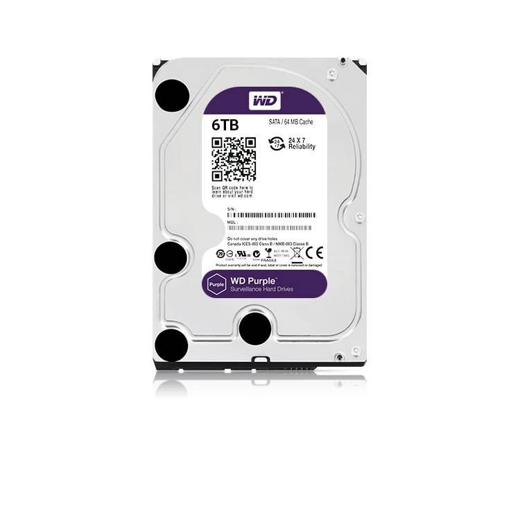 """Western Digital Western Digital Purple 3,5"""" harde schijven"""