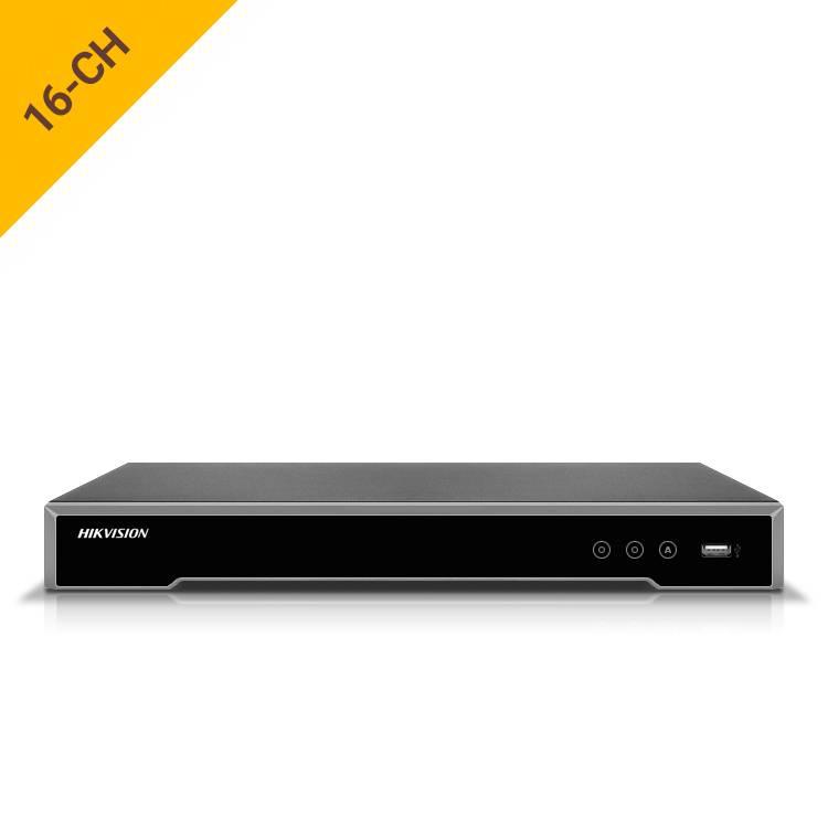 Hikvision Hikvision DS-7616NI K2/16P NVR 16-kanalen