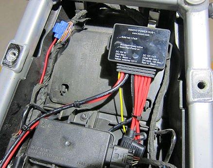 INNOVV Power Hub1