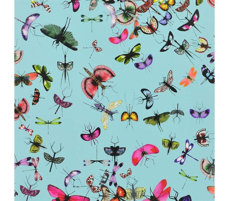 Christian Lacroix behang Mariposa