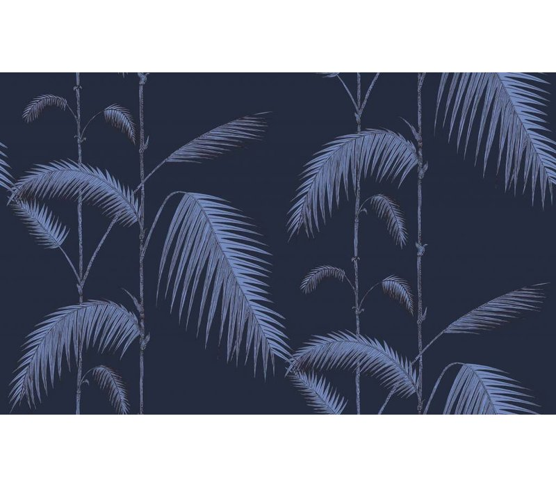 Cole & Son behang Palm Leaves - Icons collectie