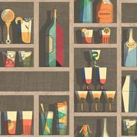Cole & Son - Cocktails 114/23043