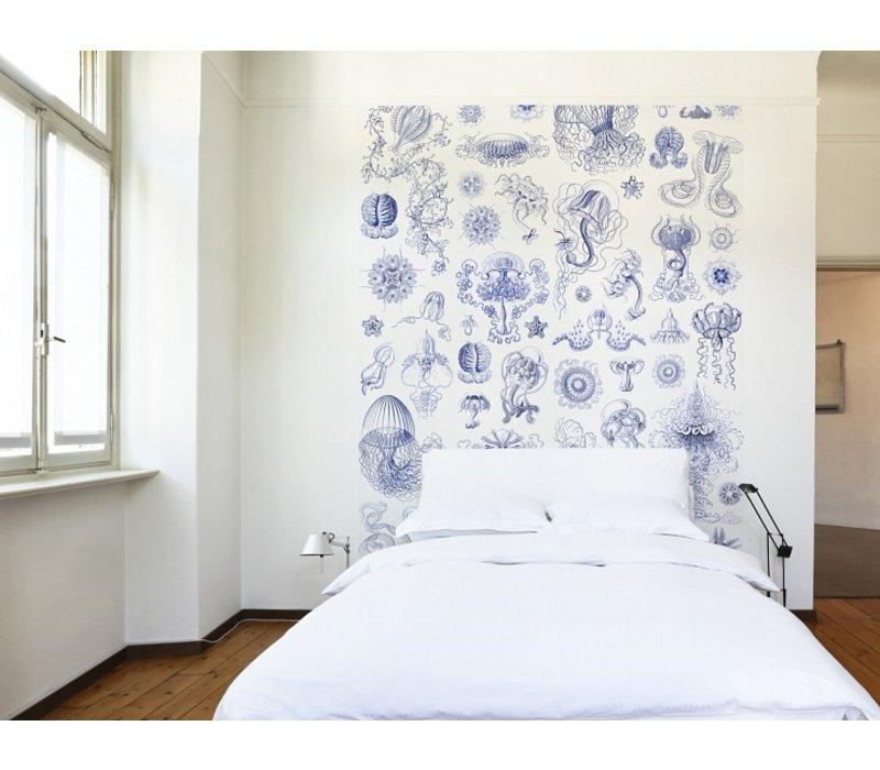 Naturalis Originals - Delfts blauwe kwallen
