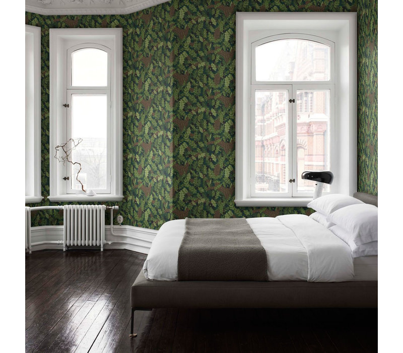 Sandberg - Ek Dark Green
